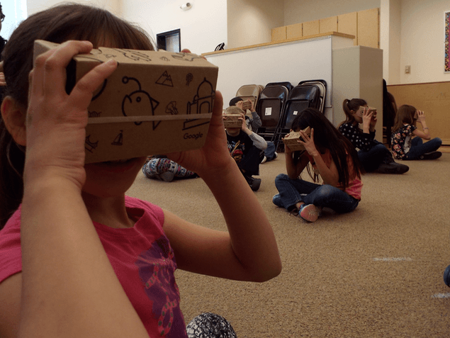 Google Expedition 1